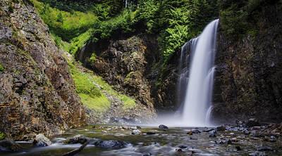 Franklin Photograph - Franklin Falls by Pelo Blanco Photo