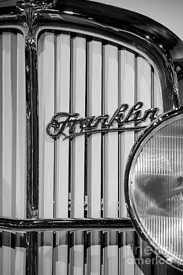 Photograph - Franklin Grill by Dennis Hedberg
