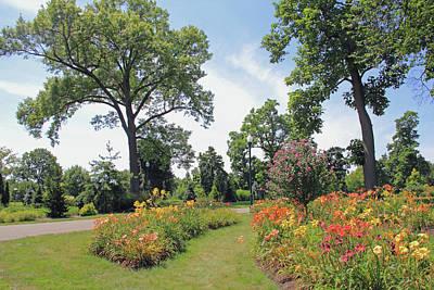 Photograph - Franklin Park Conservatory by Angela Murdock