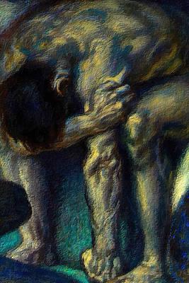 Painting - Franz Von Stuck by Tony Rubino