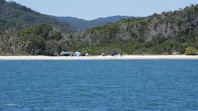 Photograph - Fraser Island West Coast 7 by Gary Crockett