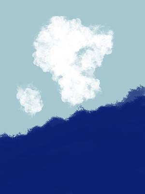 Painting - Freak Wave by Bill Owen