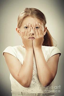 Manipulation Photograph - Freaky by Amanda Elwell
