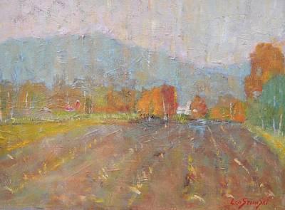 Painting - Freddie Jayko's by Len Stomski