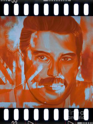 Freddie Mercury Experiment Original