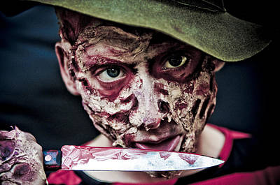 Photograph - Freddy Krueger by Mick House