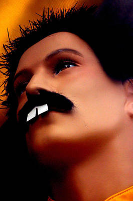 Freddy Mercury 3 Art Print by Jez C Self