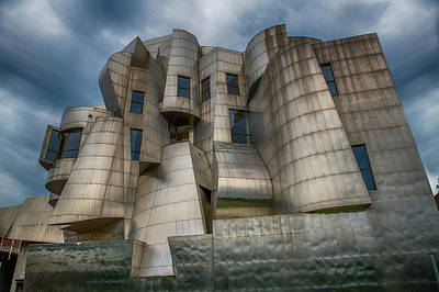 University Of Minnesota Wall Art - Photograph - Frederick Weisman Museum by Paul Freidlund