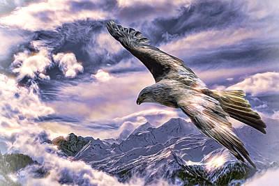 Photograph - Free As A Bird by Pennie McCracken