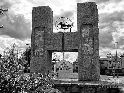 Photograph - Free Derry Corner 2 by Nina Ficur Feenan