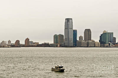 Ferry In New York Photograph - Free From Hustle And Bustle by Elena Perelman