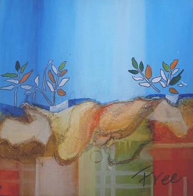 Jewerly Painting - Free by Gladys Saravia