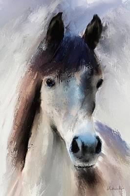 Painting - Free Spirit by Diane Chandler