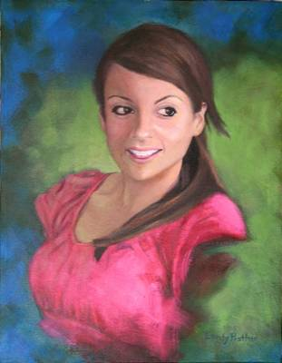 Painting - Free To Be Me by Candy Prather