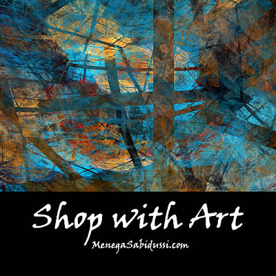 Digital Art - Free Your Mind - Shop With Art by Menega Sabidussi