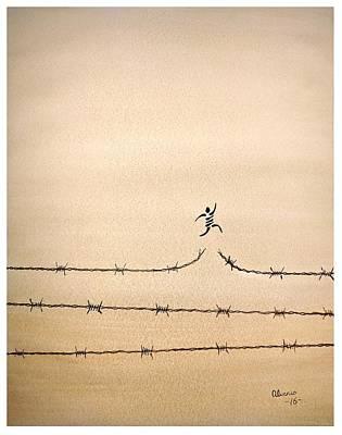 Freedom Original by Edwin Alverio