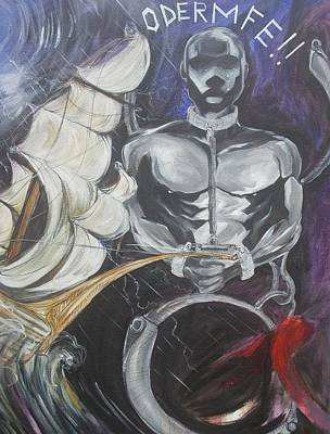 Wall Art - Painting - Freedom by Hasaan Kirkland