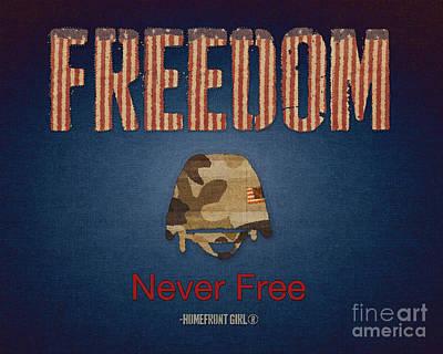 Freedom Art Print