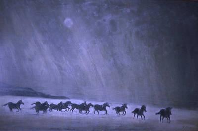 Painting - Freedom by Jarmo Korhonen aka Jarko