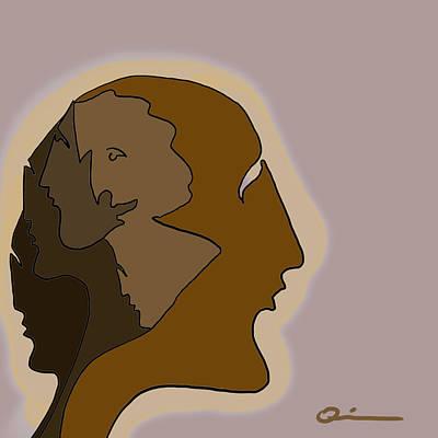 Digital Art - Freedom by Jeff Quiros
