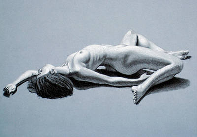 Drawing - Freedom by Joseph Ogle