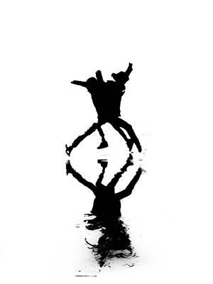 Photograph - Freedom Jump by Bez Dan