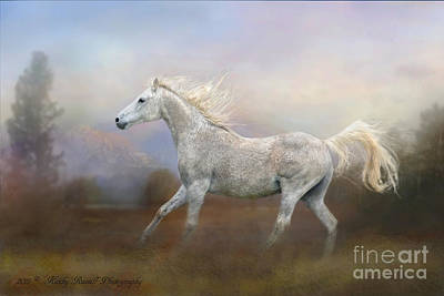 Freedom Art Print by Kathy Russell