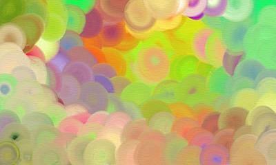 Energy Color Digital Art - Freedom Of Color 2 by Lazar Caran