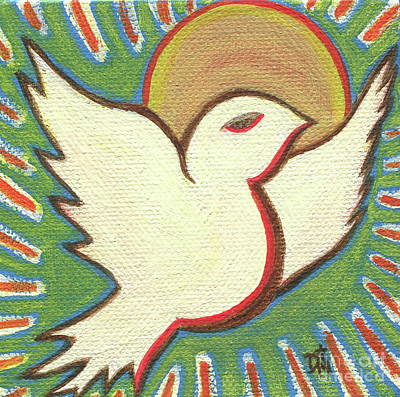 Freedom Of The Holy Spirit Original by Danielle Tayabas