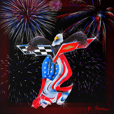 Freedom Art Print by Patricia Stalter