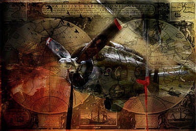 Photograph - Freedom Plane Two by Evie Carrier
