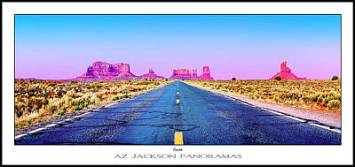 Sky Blue Photograph - Freedom Poster Print by Az Jackson
