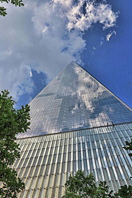 Photograph - Freedom Tower # 3 by Allen Beatty