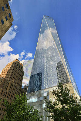 Photograph - Freedom Tower # 4 by Allen Beatty