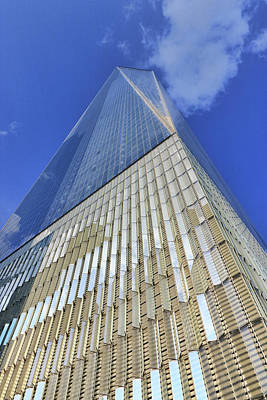 Photograph - Freedom Tower # 6 by Allen Beatty