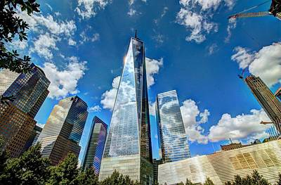Photograph - The Freedom Tower  by Allen Beatty