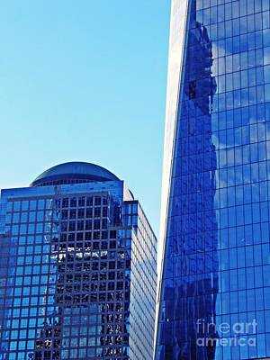 Photograph - Freedom Tower And 2 World Financial Center by Sarah Loft
