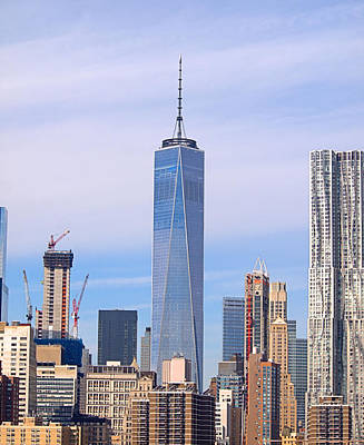 Photograph - Freedom Tower I I I by  Newwwman