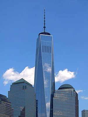 Photograph - Freedom Tower I V by Newwwman