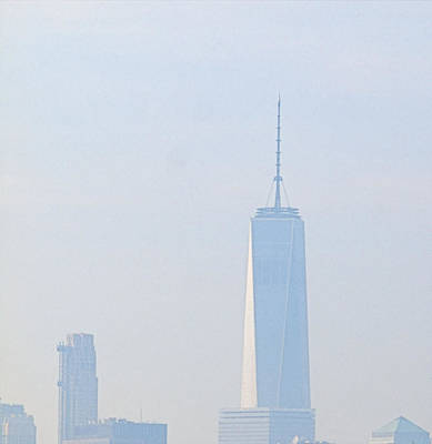 Photograph - Freedom Tower by  Newwwman
