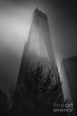 Photograph - Freedom Tower by Paul Cammarata
