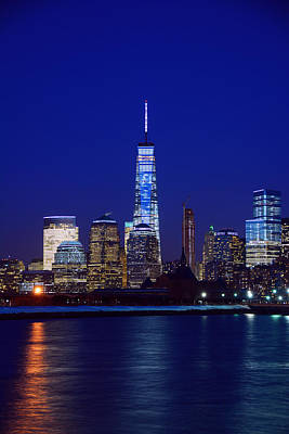 Photograph - Freedom Tower by Raymond Salani III