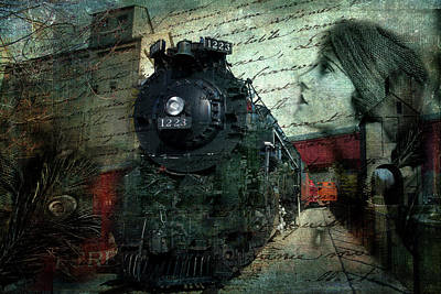 Photograph - Freedom Train Two by Evie Carrier
