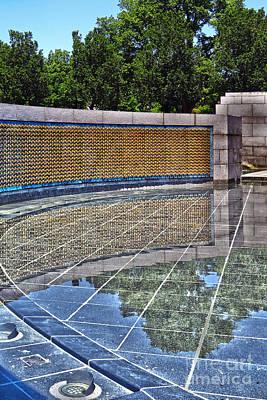 Photograph - Freedom Wall by Dawn Gari