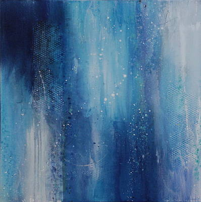 Freezing Rain #1 Art Print