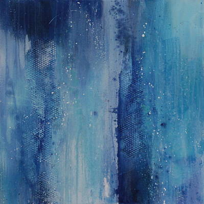 Painting - Freezing Rain #2 by Lauren Petit