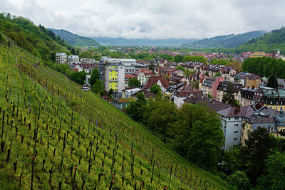 Roaring Red - Freiburg Wine Sloop by Robert VanDerWal