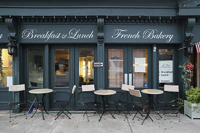 Photograph - French Bakery by Tiffany Dawn Smith