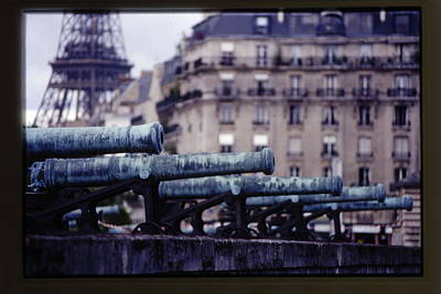 French Canons Art Print by Don Wolf