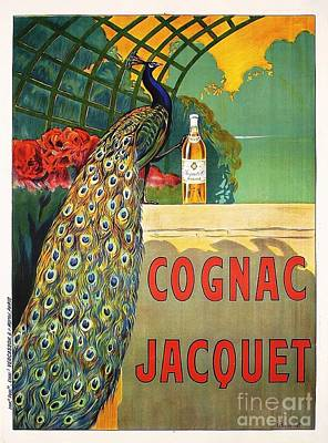 Painting - French Cognac - Jaquet by Roberto Prusso